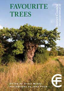 Favourite trees book cover